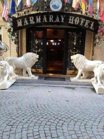 Marmaray Hotel: 2