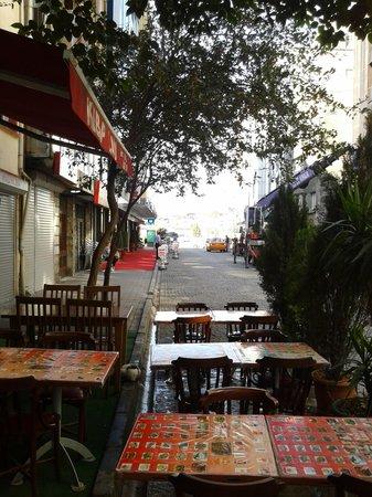Marmaray Hotel: 4