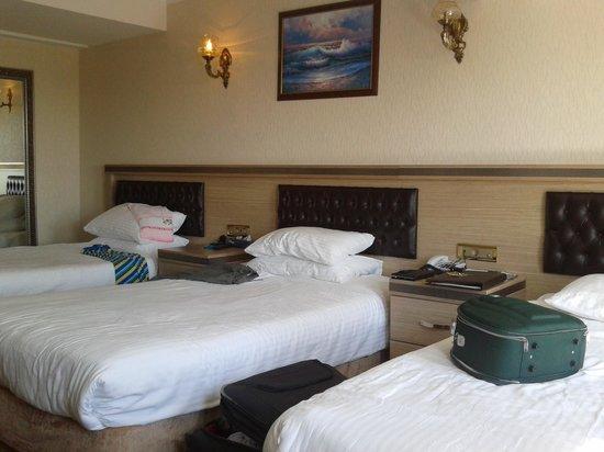 Marmaray Hotel: 7
