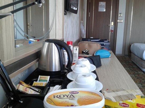 Marmaray Hotel: 8