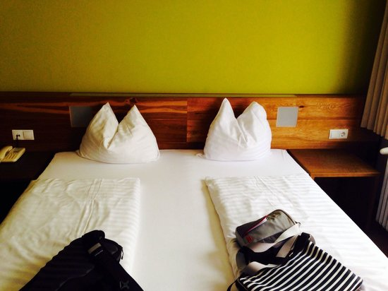 Basic Hotel Innsbruck: Bed