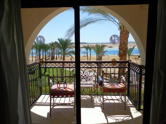 The Palace Port Ghalib: Terrasse de la chambre