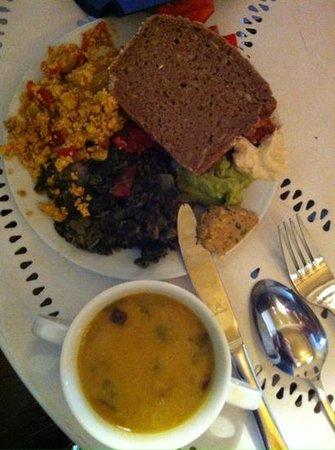 Harvest Cafe Bistrot: Buffet