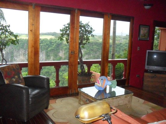 Casa Bella Rita Boutique Bed & Breakfast: Beautiful view to wake up to