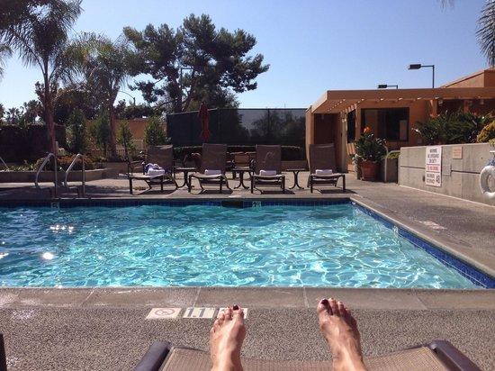 Doubletree by Hilton Anaheim - Orange County: Nice pool