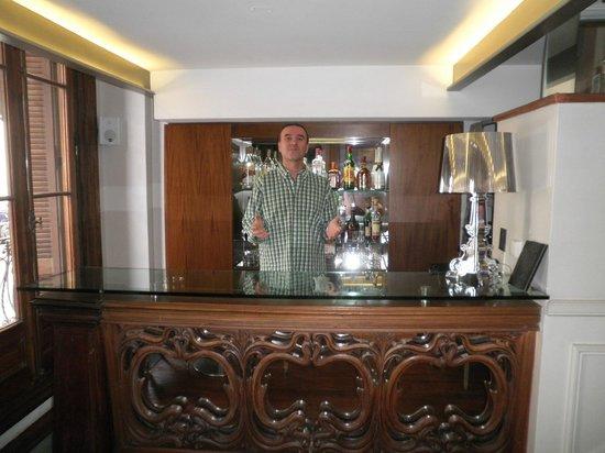 San Telmo Luxury Suites : Bar/restaurant