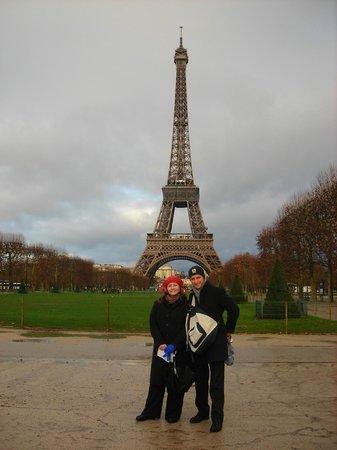 Le Faubourg Hotel: La Tour Eiffel