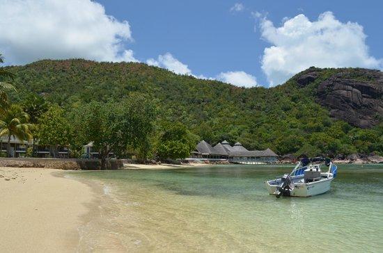 Domaine de La Reserve: пляж