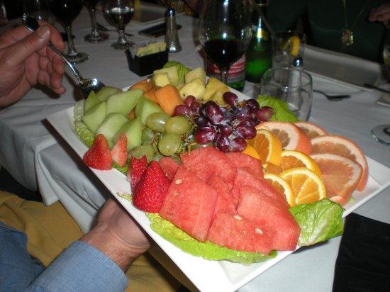 Labove Grande: piatto