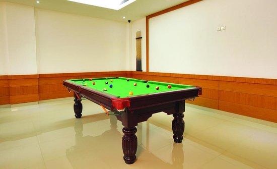 Hotel Dewland: snooker parlor