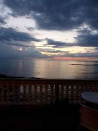 La Casa di Montalbano: View from the terrace