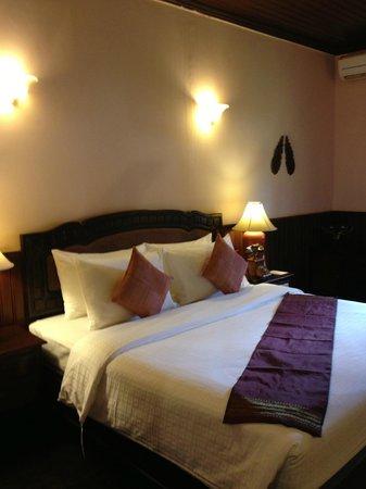 HanumanAlaya Boutique Residence: Bedroom