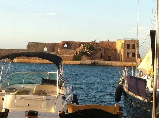 Camelia Studios & Apartments: Chania old Harbour