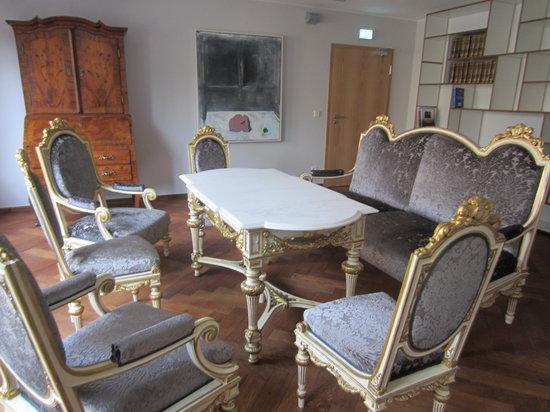 Meisenheimer Hof: salon