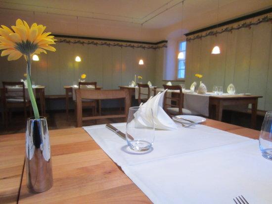 Meisenheimer Hof: restaurant