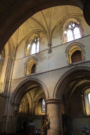 Hospital of St Cross: The Church