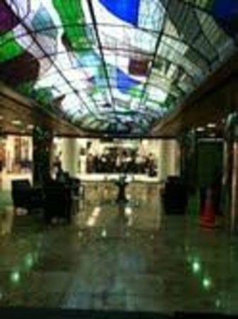 Miami International Airport Hotel: Lobby