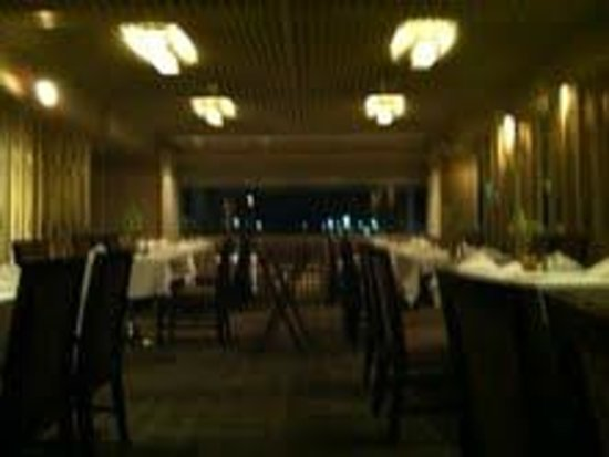 Miami International Airport Hotel: Restaurante Top of the Roof