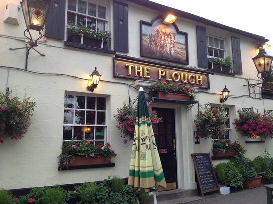 The Plough exterior