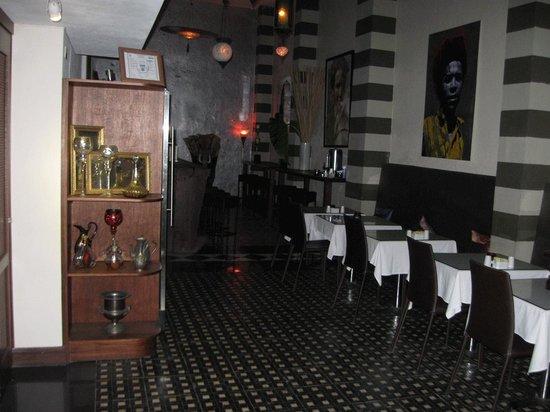 CasaBlanca Hotel: Ricks Cafe