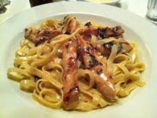 Top of the Port: Fettuccine