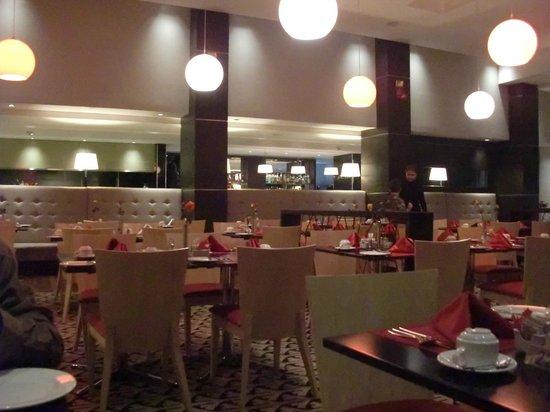 Eka Hotel Nairobi: Обеденный зал