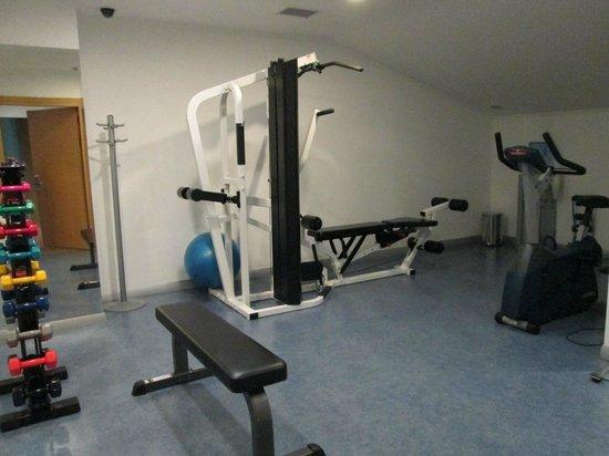 Housez Suites & Apartments: Gym.