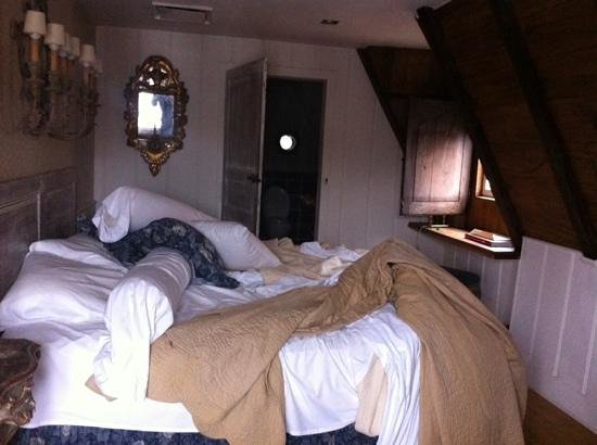 Relais Bourgondisch Cruyce - Luxe Worldwide Hotel: Room 30 - at 388 euros a night.