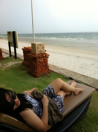 Wora Bura Resort & Spa: ชิลล์