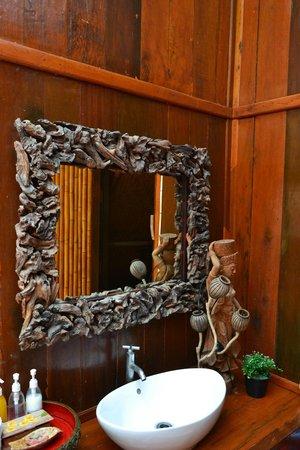 Viking Natures Resort : ванная