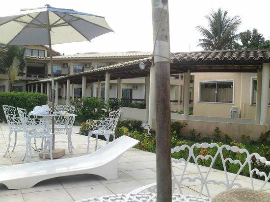 Pontal Praia Hotel: Hotel