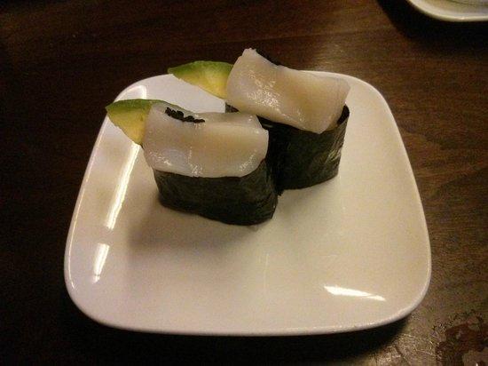 Uchiko: Presentation that tastes great
