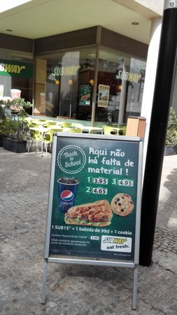 SUBWAY Vila do Conde