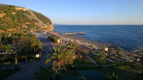 Hotel Mirador Resort & Spa: Uitzicht