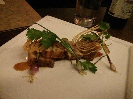 Uchiko: Pork dish
