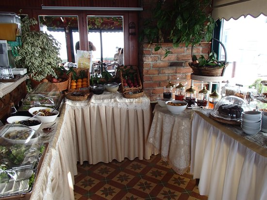Dersaadet Hotel Istanbul: Breakfast