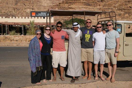 Mohammad Mutlak Camp: Thank you!