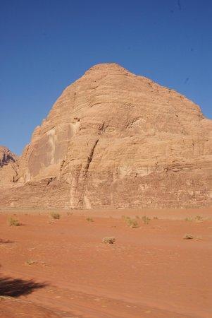 Mohammad Mutlak Camp: Desert Views