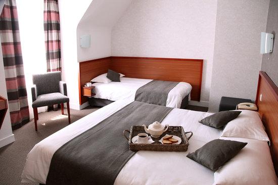inter hotel manche ocean vannes frankrijk foto 39 s reviews en prijsvergelijking tripadvisor. Black Bedroom Furniture Sets. Home Design Ideas