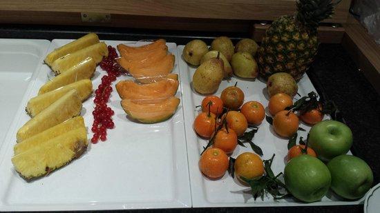 Hotel Eurener Hof : ontbijt, breakfast