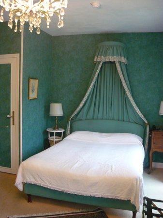 Chateau du Landel: la chambre