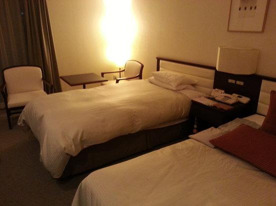 Kyoto Tokyu Hotel: My Room