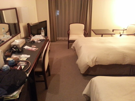 Kyoto Tokyu Hotel: A Different Look at My Room