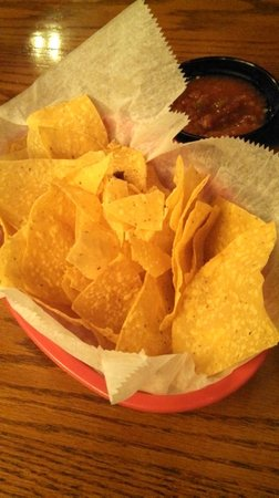 Mama Loca's Cafe and Cantina: Best chips ever