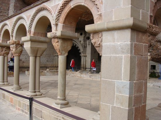 San Juan de la Peña: Atrium