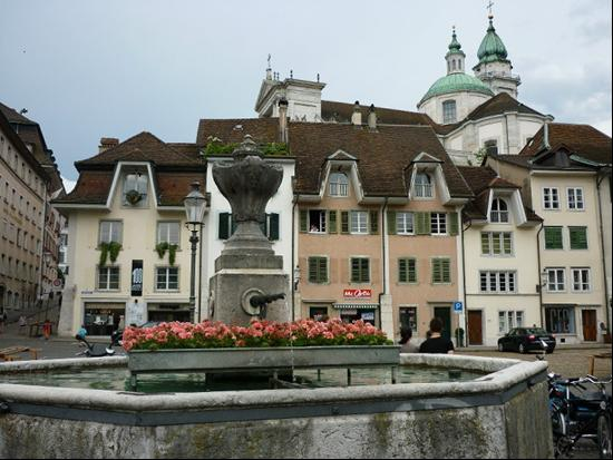 Town Fountain Picture of Solothurn Canton of Solothurn TripAdvisor
