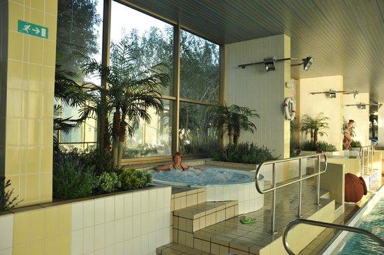 Grand Hotel Bernardin : la piscina piccola