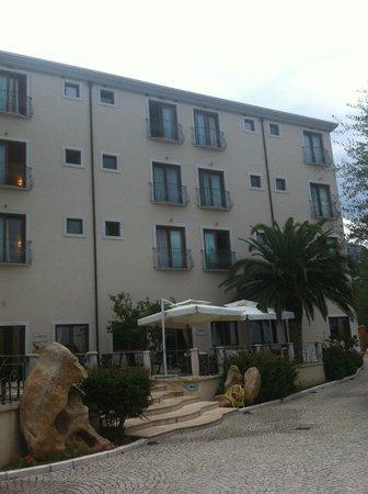 Hotel Ristorante Brancamaria: Esterno
