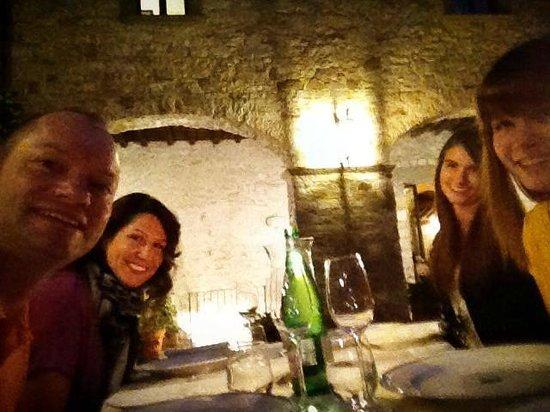 Castello di Spaltenna Exclusive Tuscan Resort & Spa: Fine Dining at Castello Di Spaltenna