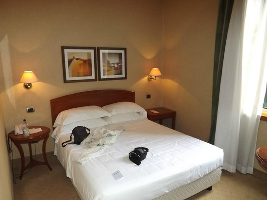 Hotel Apogia Lloyd Roma : Room 211